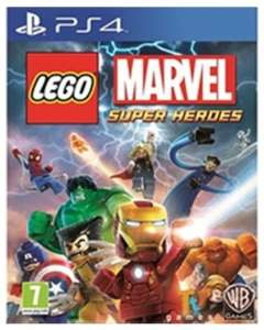 Lego Marvel Super Heroes (PS4) für 38,77 € inkl. Versand & deutscher Sprache @ TheGameCollection.net (UK)