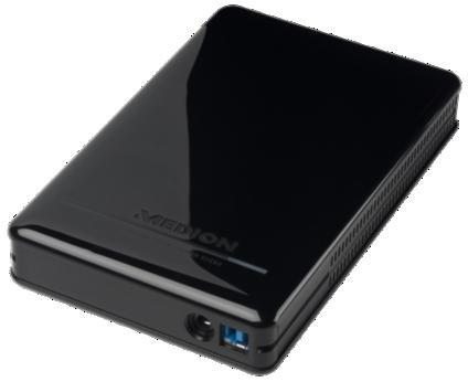 MEDION 1TB HDDRIVE2GO USB 3.0 P83770