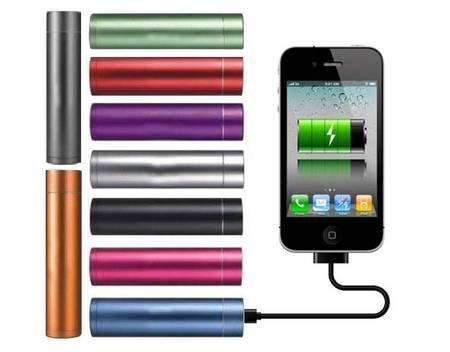 Externer Akku Powerbank 2200mAh für iPhone, iPad, iPod, Nokia etc. nur 8,26 Euro inkl. Versand
