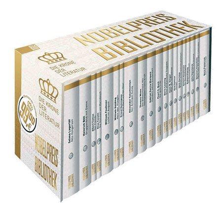 Nobelpreis Bibliothek 20 Bände für 55 Euro
