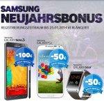 [Cashback] Samsung Neujahrbonus verlängert  25.01.2014