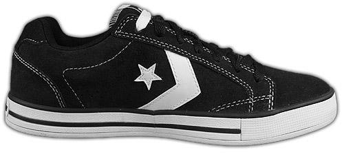 Converse Chucks Sneaker ALLSTON OX schwarz/weiß für knapp 35€ @ amazon.UK