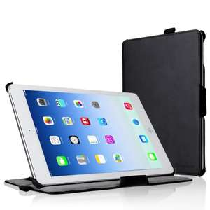 EasyAcc® Apple iPad Air hülle mit standfunktion 9,99€!!
