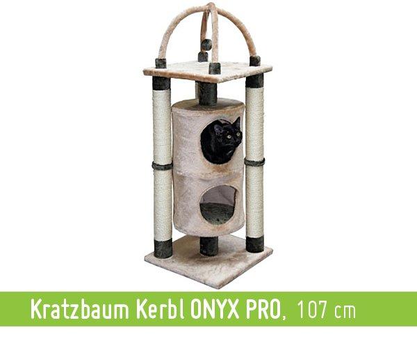 Kerbl Kratzbaum Onyx Pro bei d-living.de