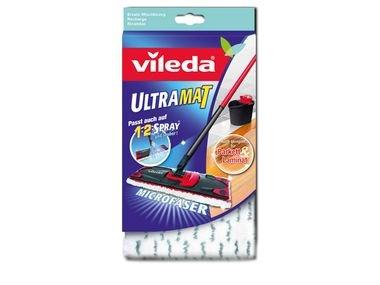 Vileda 10919 Ultramat Ersatz Wischbezug 1:2 Spray! 9,99 € inkl. Versand statt 14,89 € auf idealo.de