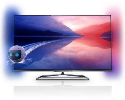 Philips 55PFL6008K für 909€ - 55? 3D-LED-TV mit Ambilight und Triple-Tuner