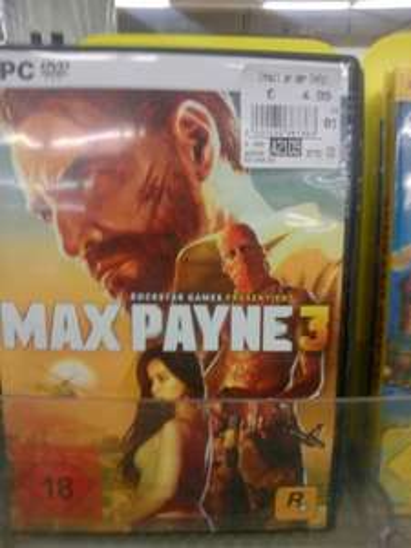 Max Payne 3 DVD-ROM   im Real Markt Heinsberg