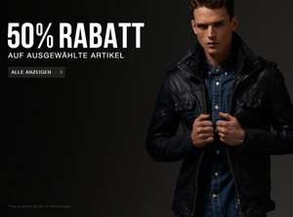 Superdry Kleidung bis 50 % Rabatt im Onlinestore www.superdry.de