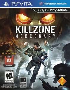 Killzone Mercenary PS Vita [Digital Code] Amazon