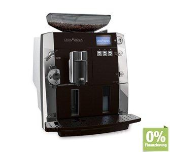 [PLUS ONLINE] Kaffeevollautomat Wik 9752M in Chrom/Mokka für 284,05 Euro
