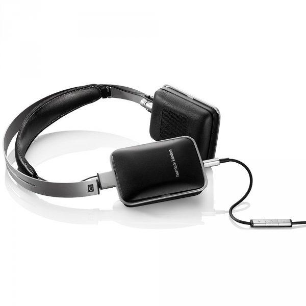 Harman Kardon Outlet: CL On-Ear-Kopfhörer mit Mikrofon und Apple iPhone Steuerung