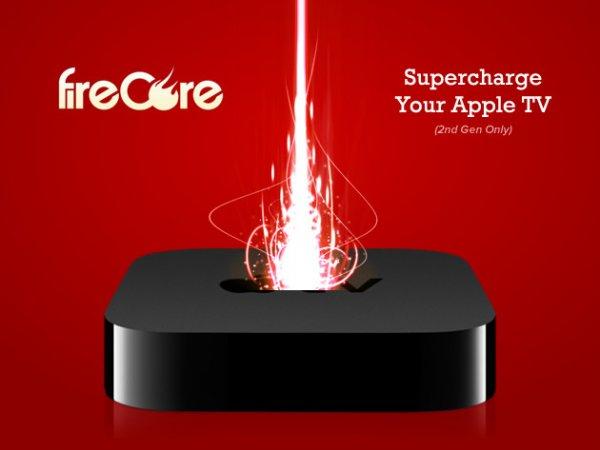 [StackSocial] Firecore ATV Flash (black) für Apple TV 2  für 14,76 € (33% off)