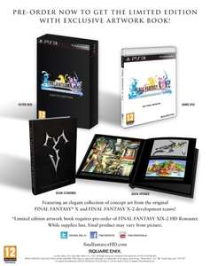 Final Fantasy X/X-2 HD Remaster - Limited Edition (PS3) für 26,18 €