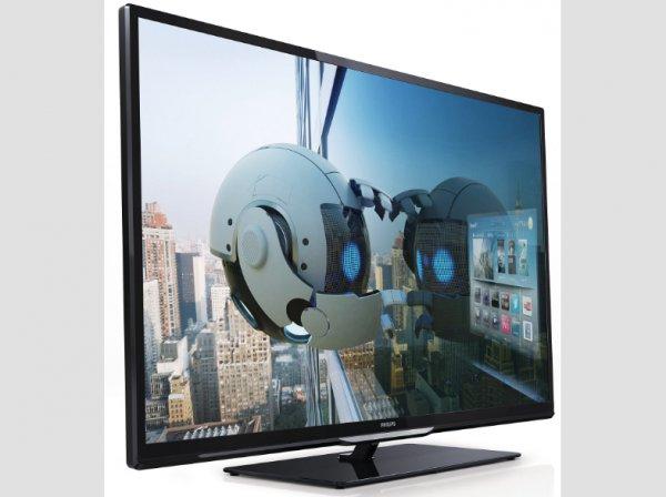PHILIPS 46PFL4208K Full-HD LED-TV @Saturn