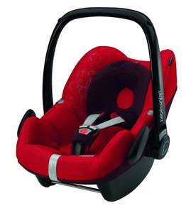 [Amazon.fr] Maxi Cosi Pebble Babyschale Ruby Red