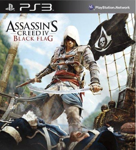 Assassin's Creed IV Black Flag  PS3 Digital Code bei amazon.com 22,14€