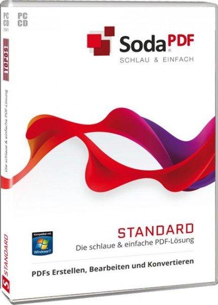 Soda PDF 6 Convert Module kostenlos statt 19,99 $