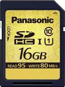 Panasonic Gold Pro SDHC 16GB bei @Saturn