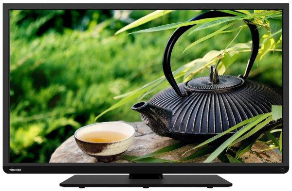 """Cyberport Cybersale: Toshiba 32L1343DG 32"""" LED TV mit Triple-Tuner für 249€"""
