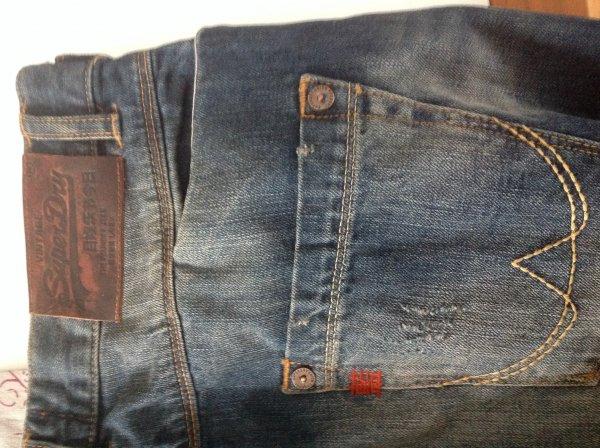 Superdry Jeans (lokal real Langehagen) und andere Jeans (Levis, Jack&Jones)