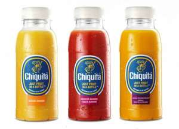 Chiquita Smoothie für 39 Cent (61cent Gewinn möglich)