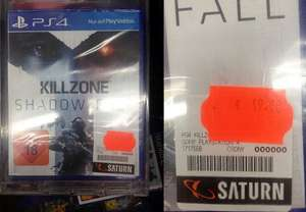 PS4 Killzone Shadow Fall - Saturn Bochum City