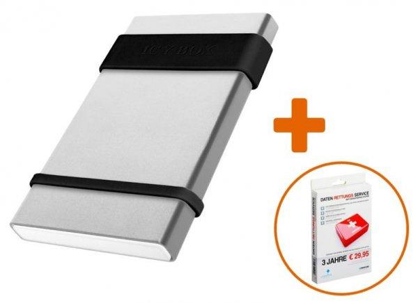 """RaidSonic Icy Box 500 GB Festplatte (2,5"""") USB 3.0 ab 39,99€ @Gravis"""
