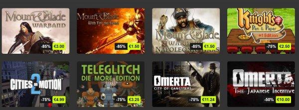 Bundle Stars - Cities in Motion  2 -   5  € -- STEAMKEY und andere Games ab 1,50 €