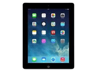 Apple iPad 4. Generation mit Wi-Fi 32 GB, schwarz