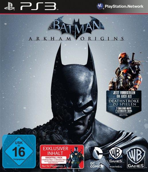 [Müller] Batman Arkham Origins ALLE Versionen