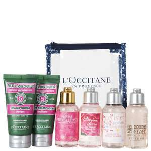 HQhair: L'Occitane Travel Collection für 24,80 Euro