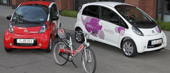 Kostenlose Anmeldung für (Berlin: Multicity Carsharing) und Flinkster+car2go
