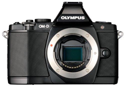 Olympus OM-D E-M5 Body Silber für 737€ @Amazon.com