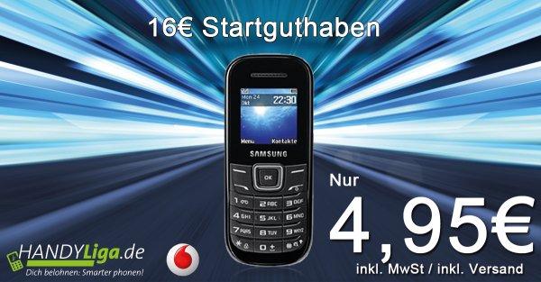 CallYa Paket E1200 inkl. 16€ Startguthaben für 4,95€ bei eBay