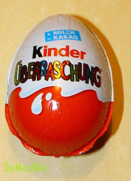 Kinder Überraschung Ü-Ei bei Penny FRAMSTAG 31.01. bis 01.02.14