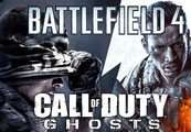 [G2PLAY][STEAM/ORIGIN]Battlefield 4 + Call of Duty: Ghosts Clash of the Titans Bundle