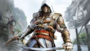 Assassin's Creed IV Black Flag für Steam & UPlay @amazon.com