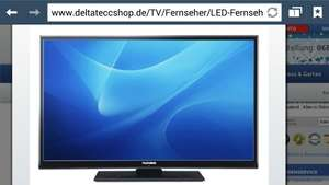 Deltatecc Telefunken T32EX1440 SAT LED Backlight(Smart TV, Triple Tuner,100 Hz CMP)