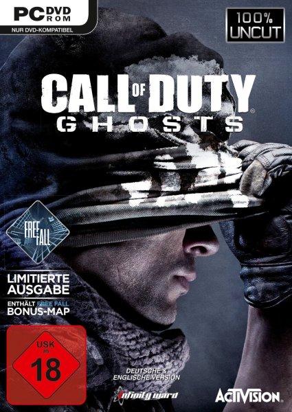 Call of Duty Ghosts (PC/uncut)  zum super Preis auf Amazon.de