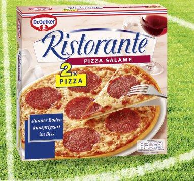 Penny: 2 x DR. OETKER Ristorante Pizza für 3,99€