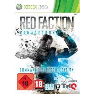 Red Faction Armageddon - Commando & Recon Edition (uncut) für Xbox 360