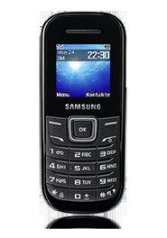 Samsung E1200 mit 16 Euro Startguthaben