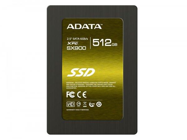 ADATA XPG SX900 512 GB int. SSD-Festplatte bei Gravis