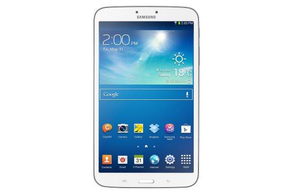 Samsung Galaxy Tab 3 WiFi + LTE 8.0 weiß für 259€ @eBay