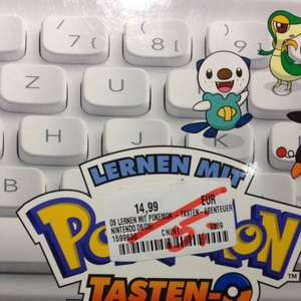 (Leipzig Höfe) Pokémon Tastenabenteuer nur noch 5 Euro