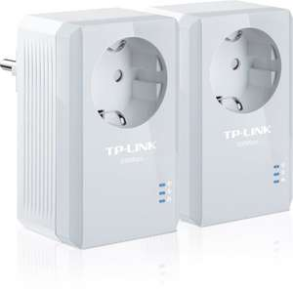 Amazon-Blitzangebot: TP-Link TL-PA4010PKIT Powerline-Netzwerkadapter 2er Set für 33,90€