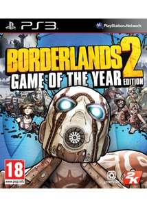 Borderlands 2 GOTY (PS3/360) für 16 €