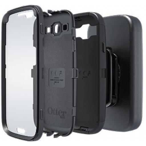 [amazon] Otterbox Defender Case inkl. Halteschale mit Gürtelclip für Galaxy S III 11,40€ + ggf. 3,00€ VSK