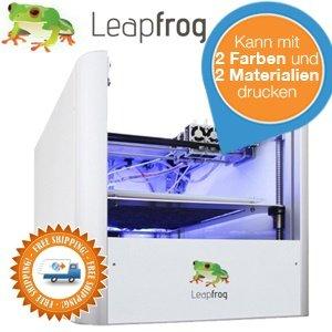 LeapFrog 3D-Drucker Dual-Extruder Creatr für 1499,95 €
