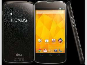 Google LG Nexus 4 16GB Black (Saturn Super Sunday)